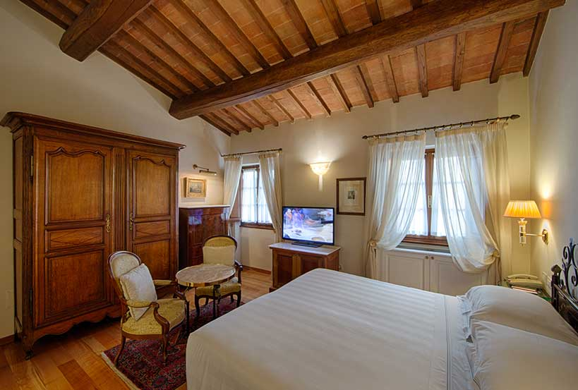 colonica hotel 4 stelle superior Firenze