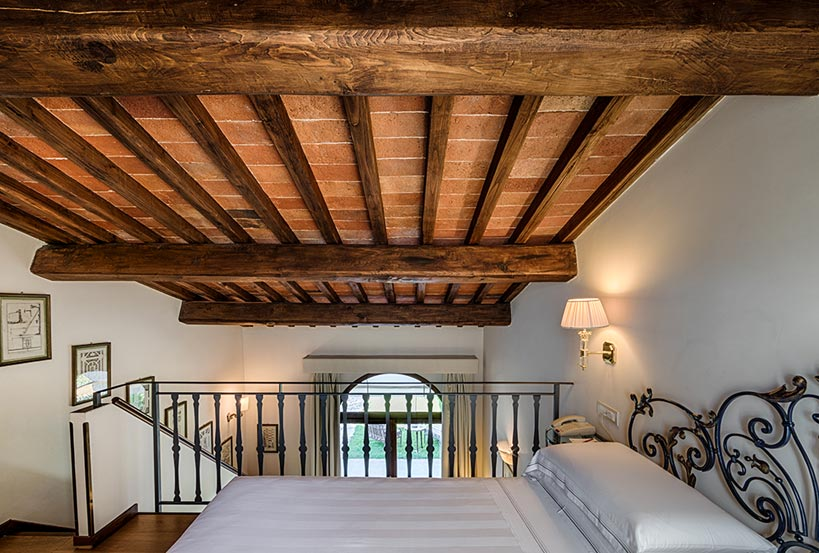 junior suite garden hotel 4 stelle superior Firenze