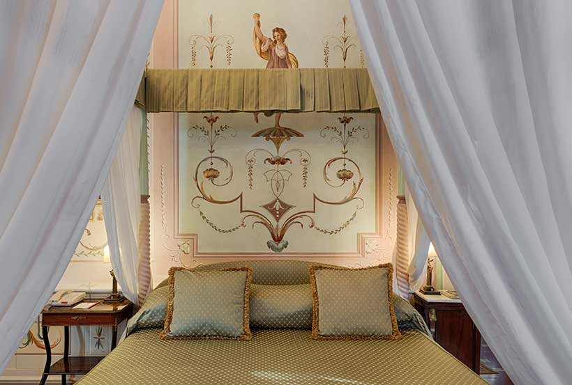 junior suite Villa hotel 4 stelle superior Firenze